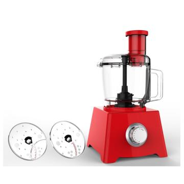 Multifunction Table Food  Blender  slicer 2L jar