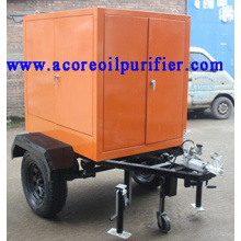Mobile Vacuum Transformer Oil Filtration Machine Manufacturer