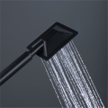 HIDEEP Shower Faucet Bathroom Black Shower Set