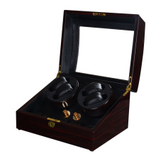 double slot watch travel case