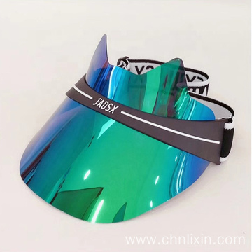 Cute Cat Ears Plastic Sun Visor Cap Wholesale