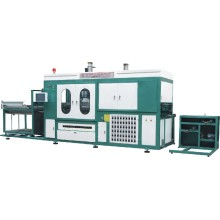 PLC type automatic vacuum forming machine