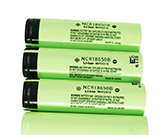 flashlight 18650 battery Sanyo 18650 Battery NCR18650B
