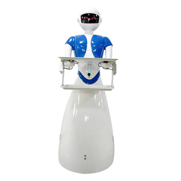Delivery Food Serving Waiter Robot for Restaurant