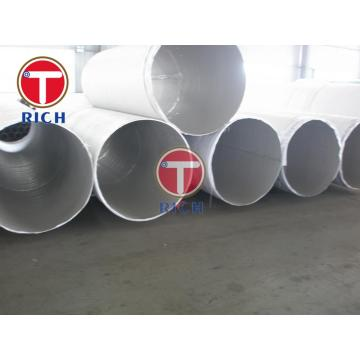304 316 Large Diameter Stainless Steel Tube