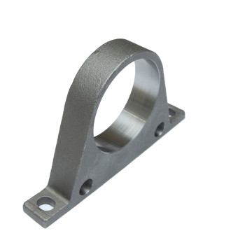 Lost Wax Casting Steel Hydraulic Cylinder Bracket
