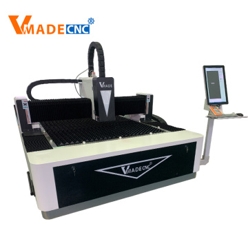 3015 1000W Fiber Laser Metal Sheet Cutting Machine