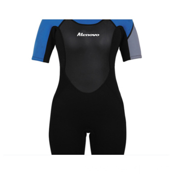 Ladies Shorty Surfing Wetsuit