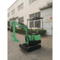 Crawler 3.5 Ton Digger 800kg Machines Hydraulic Garden Agricultural Bucket Loader Compact Mini Excavator