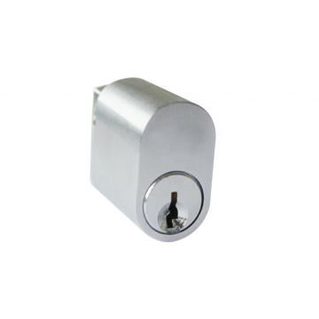 Australia Oval Part Door Lock Cylinder