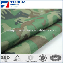 Waterproof Camouflage Canvas used in Tent Truck Cover