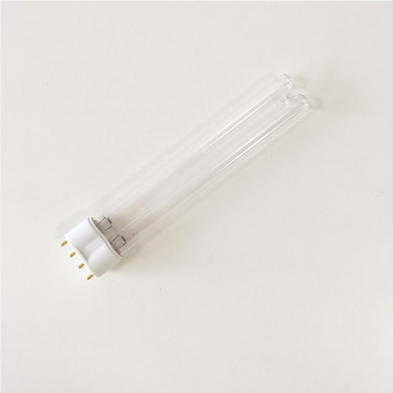 H shape 36W 410mm power uv sterilizer light tube bulb disinfection submersible ultraviolet light