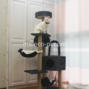 Sisal Cat Scratching Post Cat Tree Tower