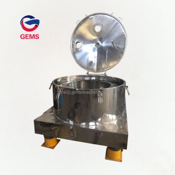 Pharmaceutical Solid Liquid Separator Vegetable Dewatering