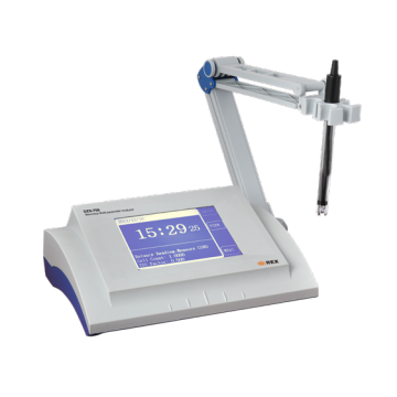 Precision benchtop laboratory pH meter