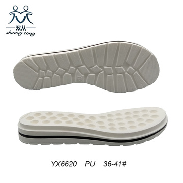 Polyurethane PU Outsole for Woman Shoes