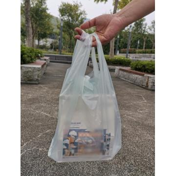PLA 100% Biodegradable Compostable Wholesale Carrier Bags