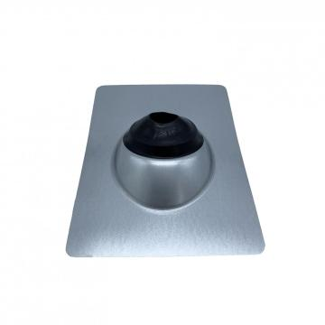 Square Base TPE Galvanized Metal Roof Pipe Flashing