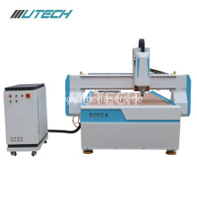 cnc wood engraving machine vacuum table and pump
