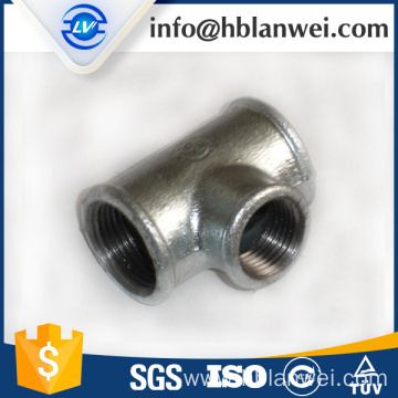 British Standard Malleable Iron Pipe Fittings