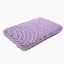 NO PRESSURE GEL TPE POLYMER GRID PILLOW