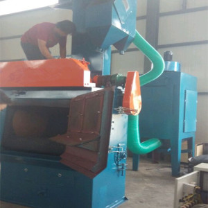 Efficient Strengthening Shot blasting Machine