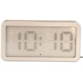 Simple Style Round corners Desk Digital Clock