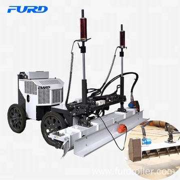 New Hydraulic Parallel Side Shifting Concrete Laser Screed FJZP-220