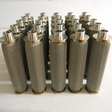 Stainless Steel Welded Filter Elements