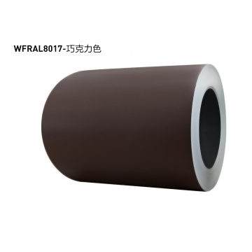 Pre-coating steel sheet coil