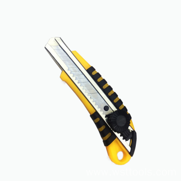 Retractable 18mm Safety Utility Knife