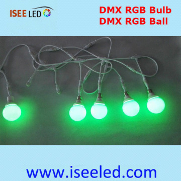 Dmx Led Light Bulbs For Decoration