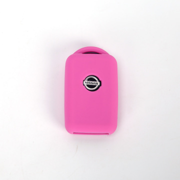 Smart Fob Car Key Cover para Nissan