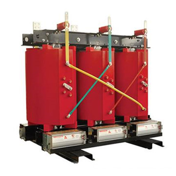 Energy saving dry type distribution transformer