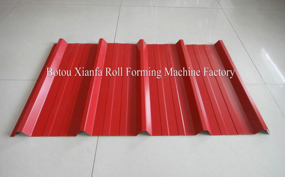 Sheet Metal Profiling Roll Forming Machine