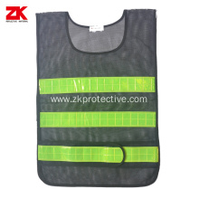 Hi-viz Black Traffic warning clothing