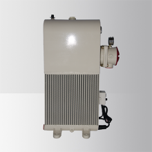 Plate Type Air Oil Cooler for Concrete Mixer