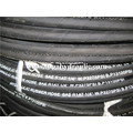 Industrial hydraulic high temperature flexible fuel hose