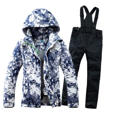 Ski Outfit Warm Suits