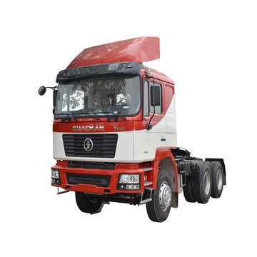 Shacman 6X4 336 HP tractor truck price in pakistan with weichai engine trailer truck