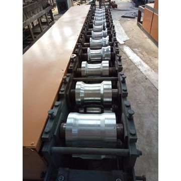 High quality used steel door shutter forming machine