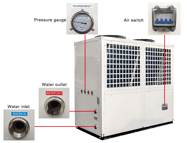 Heat Pump R410a Ce Approval