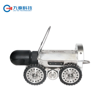 Industrial Robotic Crawler Pipe Inspection Camera System