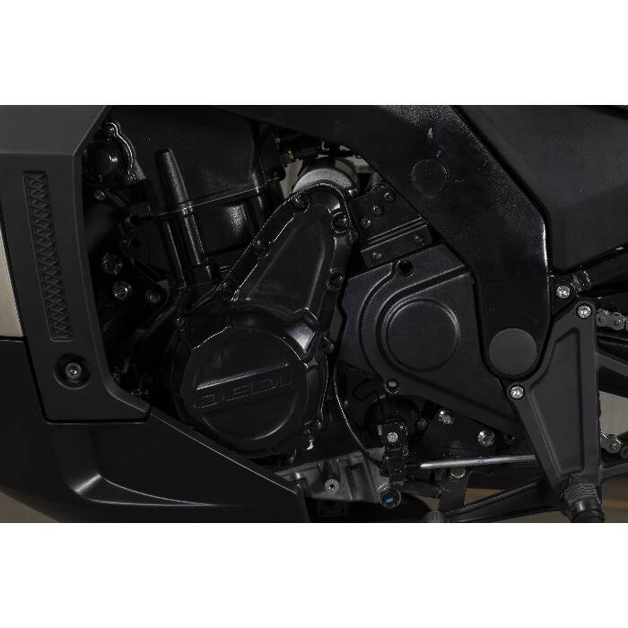 Motorcycle for 750cc Water Cooling