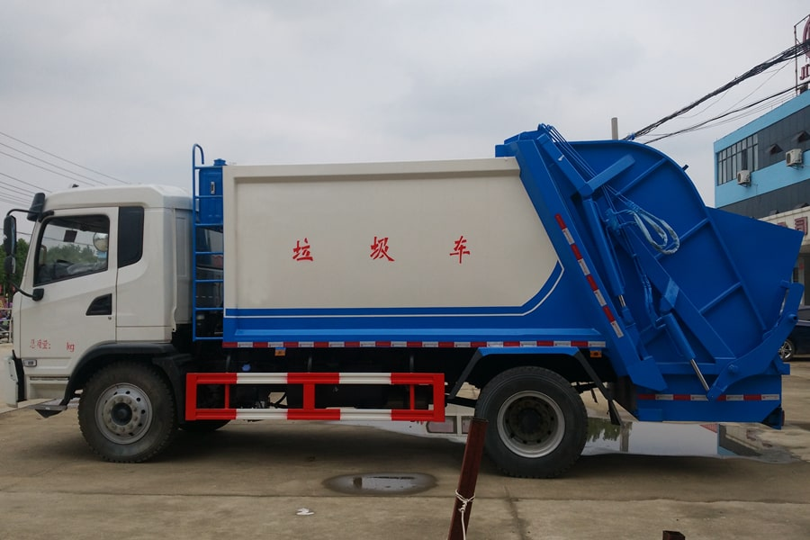 Waste Tilt Truck For Sale