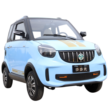 Powerful mini electric car 4 seats electric car