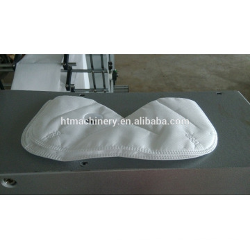 Semi-Auto Inner Nose Clip Ultrasonic Folding Mask Machine