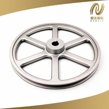 Aluminum Die Casting Single Groove Wheel