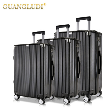 Factory wholesale hardside spinner luggage bag set