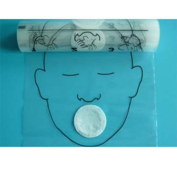 Disposable Medical Mouth To Mouth Face Shield